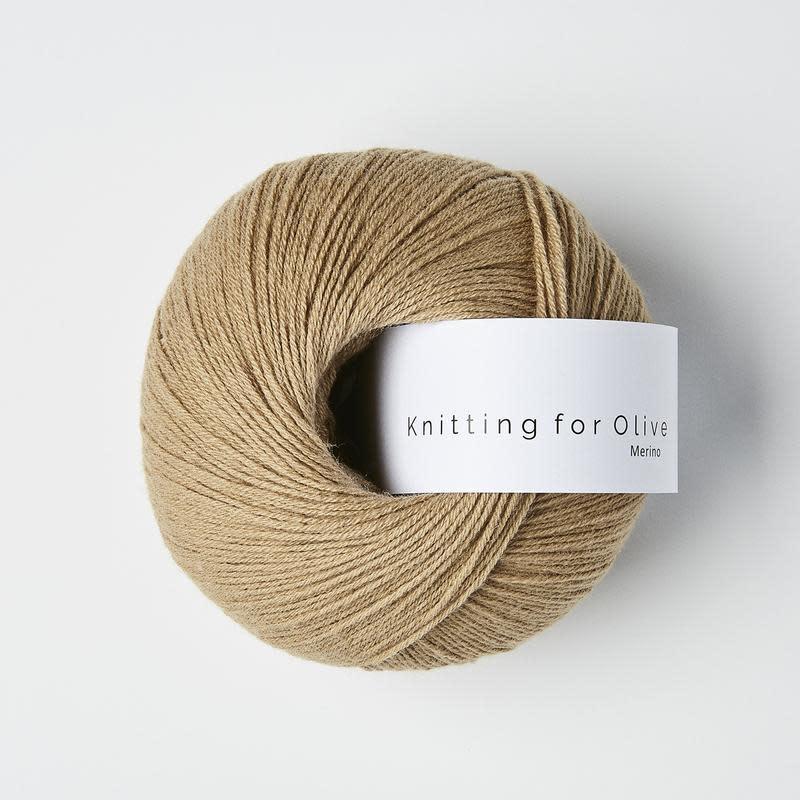 knitting for olive Knitting for Olive Merino - Trenchcoat
