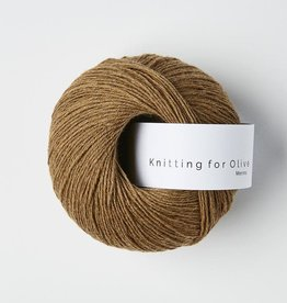 knitting for olive Knitting for Olive Merino - Nut Brown