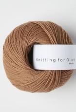 knitting for olive Knitting for Olive Merino - Brown Nougat
