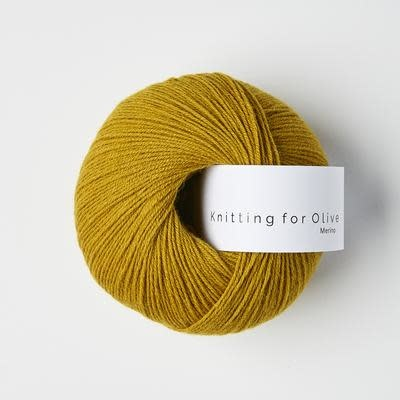 knitting for olive Knitting for Olive Merino - Mustard