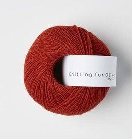 knitting for olive Knitting for Olive Merino - Pomegranate