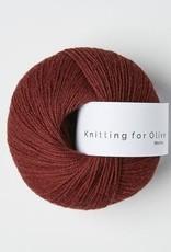 knitting for olive Knitting for Olive Merino - Claret
