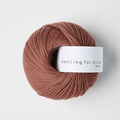 knitting for olive Knitting for Olive Merino - Plum Rose