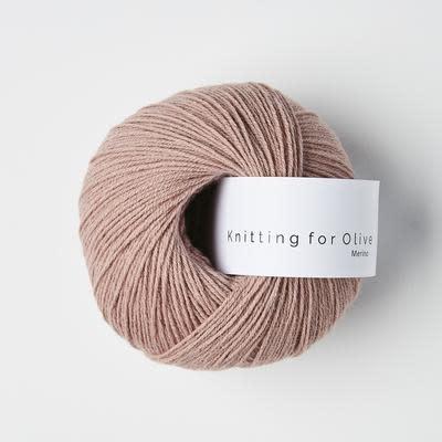 knitting for olive Knitting for Olive Merino - Dusty rose