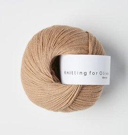 knitting for olive Knitting for Olive Merino - Camel Rose