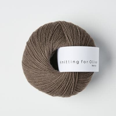knitting for olive Knitting for Olive Merino - Plum Clay