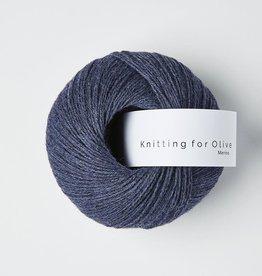 knitting for olive Knitting for Olive Merino - Dark Blue