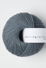 knitting for olive Knitting for Olive Merino - Dusty Petroleum Blue