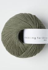 knitting for olive Knitting for Olive Merino - Dusty Sea Green