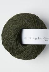 knitting for olive Knitting for Olive Merino - Slate Green