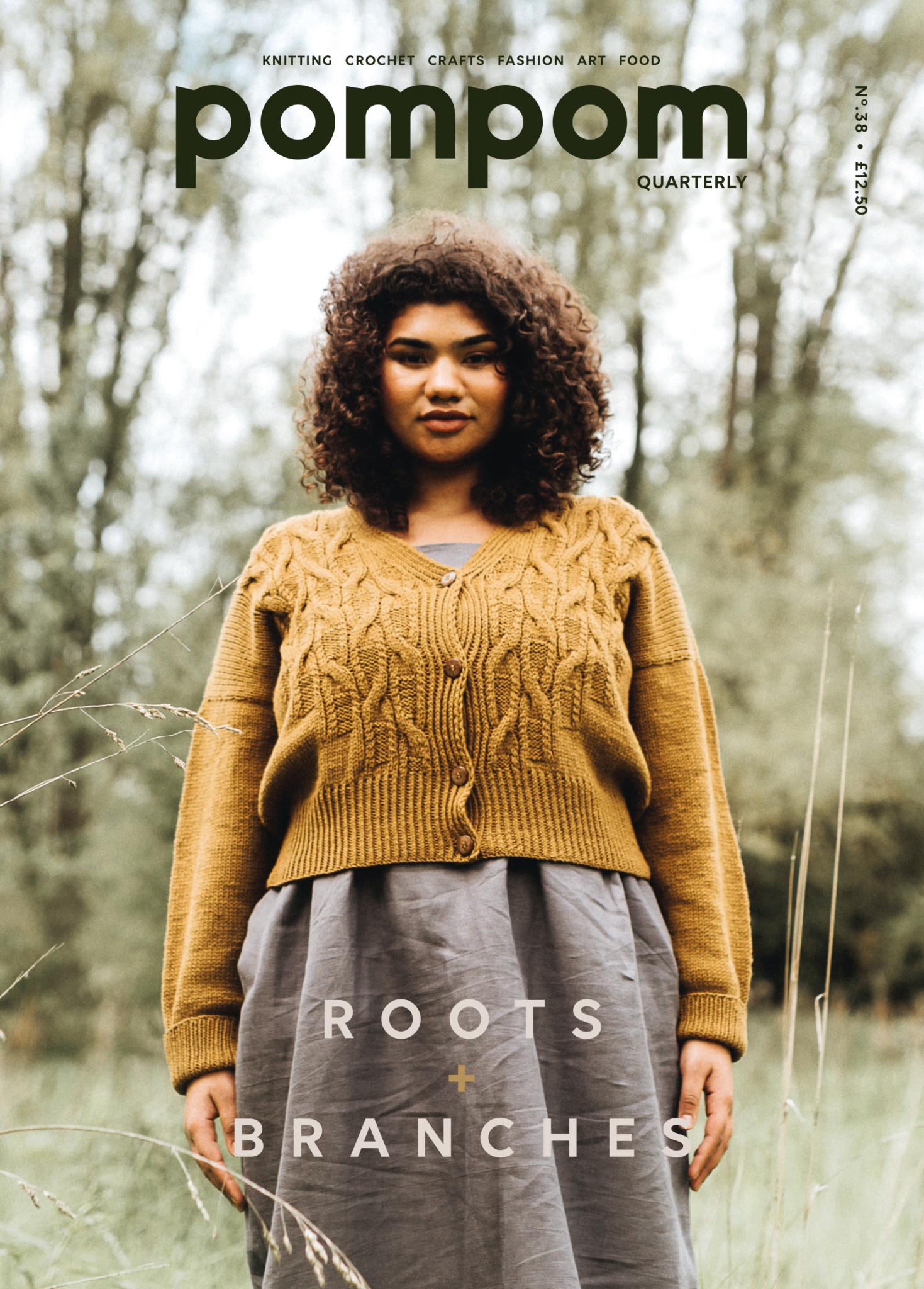 Pompom PomPom Quarterly - - Issue 38 Roots - Autumn 2021