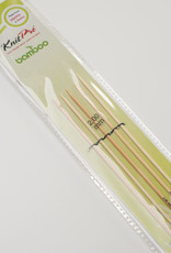 KnitPro KnitPro Bamboo kousennaalden - 20cm
