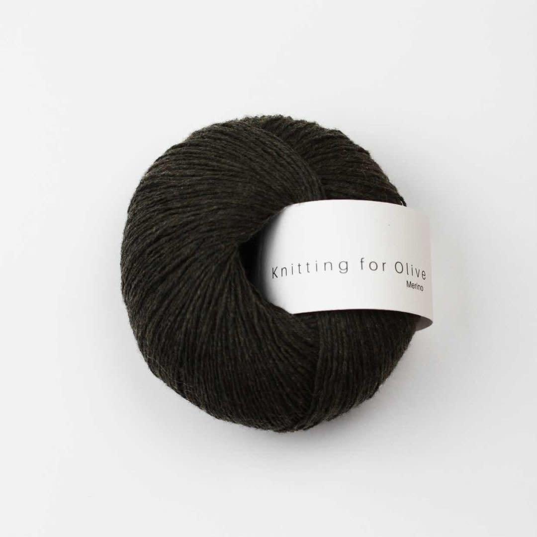 knitting for olive Knitting for Olive Merino - Brown Bear