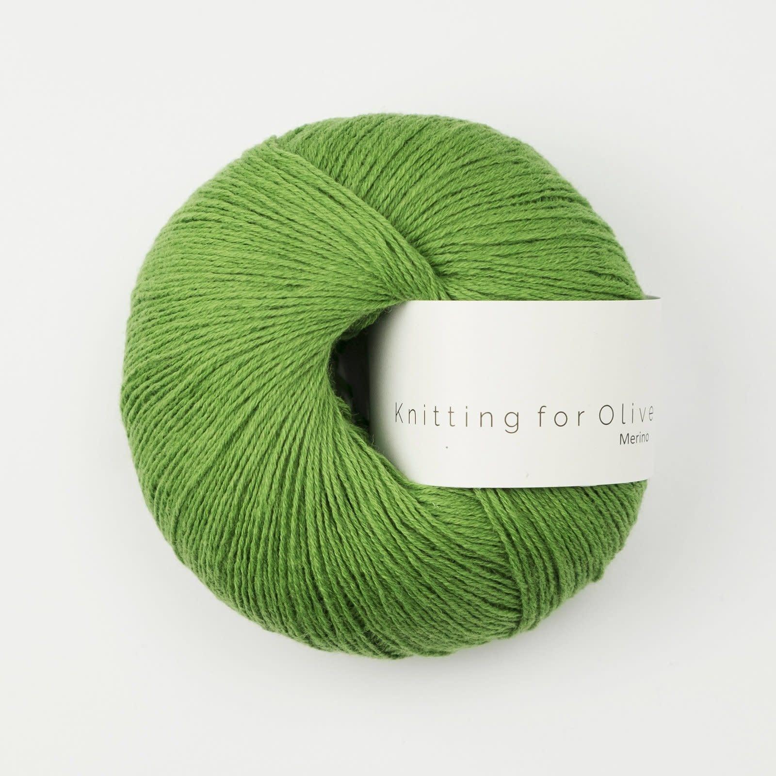 knitting for olive Knitting for Olive Merino - Clover Green