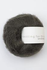 knitting for olive Knitting for Olive Silk Mohair - Brown Bear