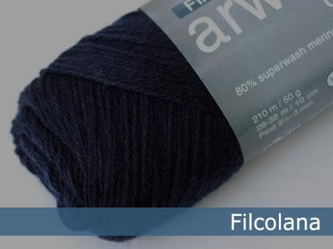 Filcolana Filcolana Arwetta -Blue Nights 195