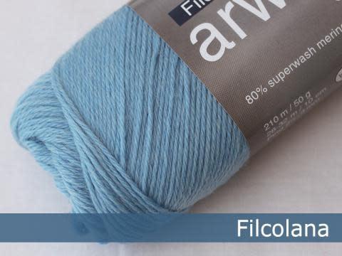 Filcolana Filcolana Arwetta -Alaskan blue 141