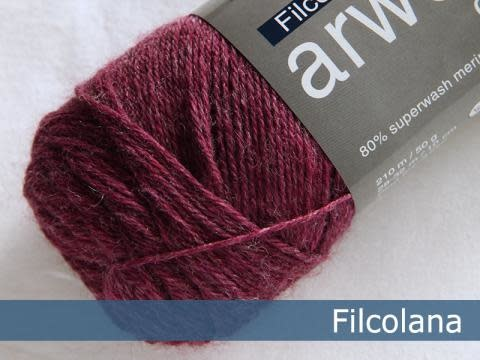 Filcolana Filcolana Arwetta - Boysenberry 807
