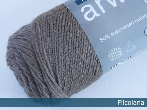 Filcolana Filcolana Arwetta - Light Truffle 354