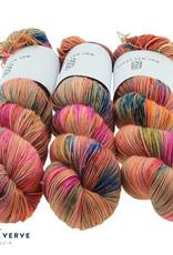 Wol met Verve Wol met Verve Merino Twist Sock - 0966