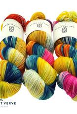 Wol met Verve Wol met Verve Merino Twist Sock - 0967