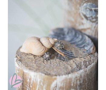Zeeuws Zeeuwse knoop oorbellen hanger zilver