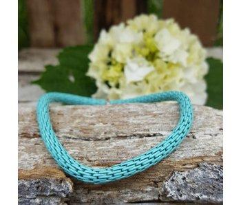 Biba turquoise armband