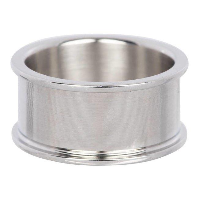IXXXI Basisring zilver 8/10/12/14mm