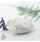 ZAG  Bijoux armband goud met muntjes (coins)