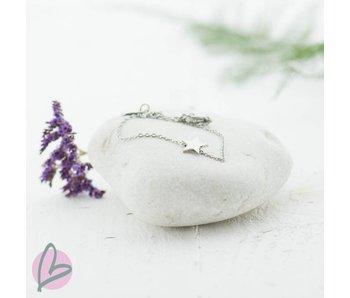 ZAG  Bijoux armband little star zilver