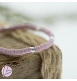 Biba armband lila