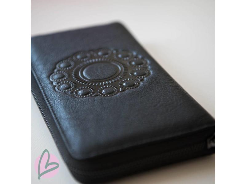 Zeeuws portemonnee zwart