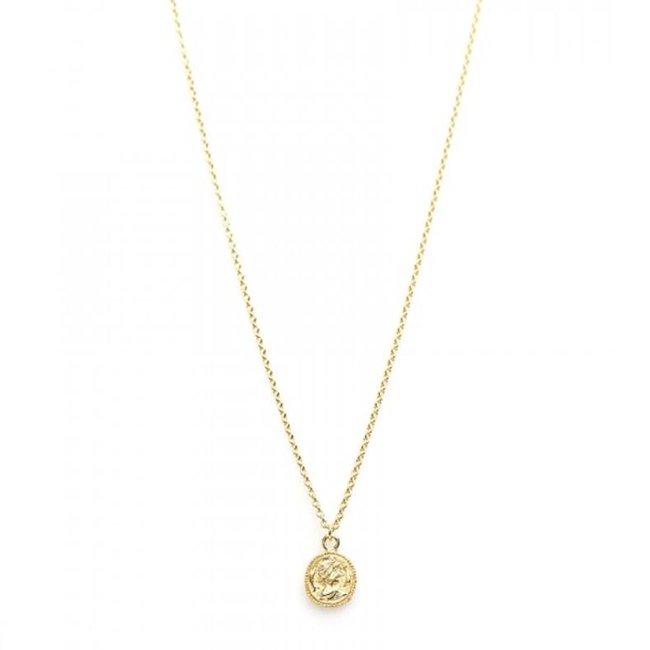 KARMA Karma Necklace Coin Gold