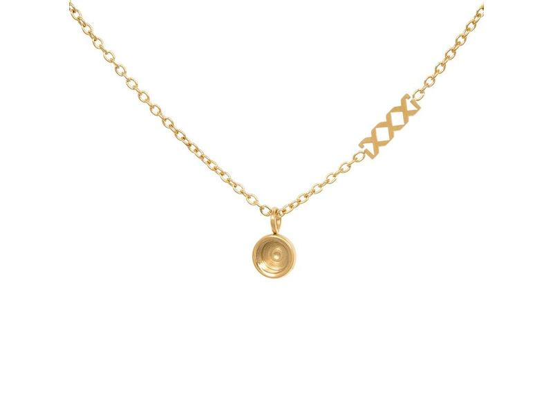 IXXXI Chain top part base ketting goud