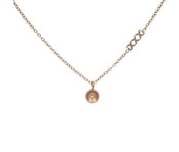 IXXXI Chain top part base ketting rosegoud