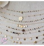 ZAG  Bijoux gouden ketting coins
