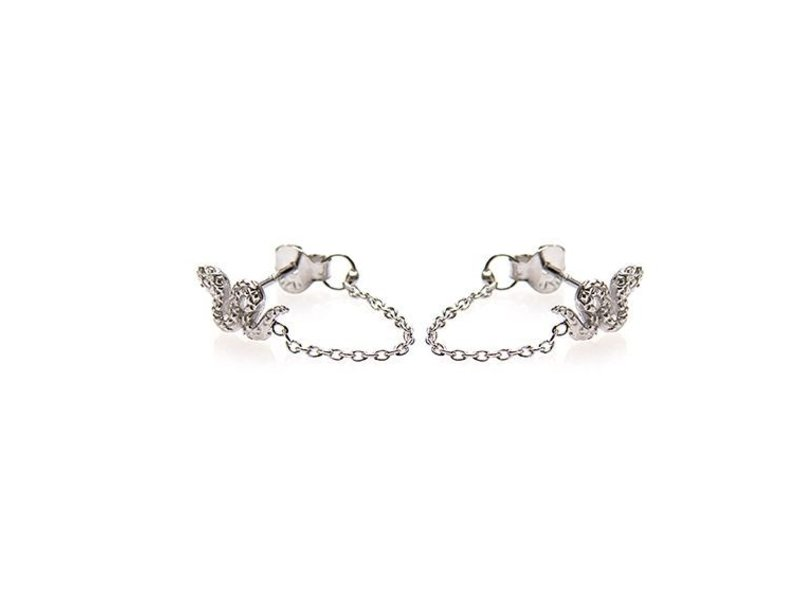 KARMA Chain Snake Silver