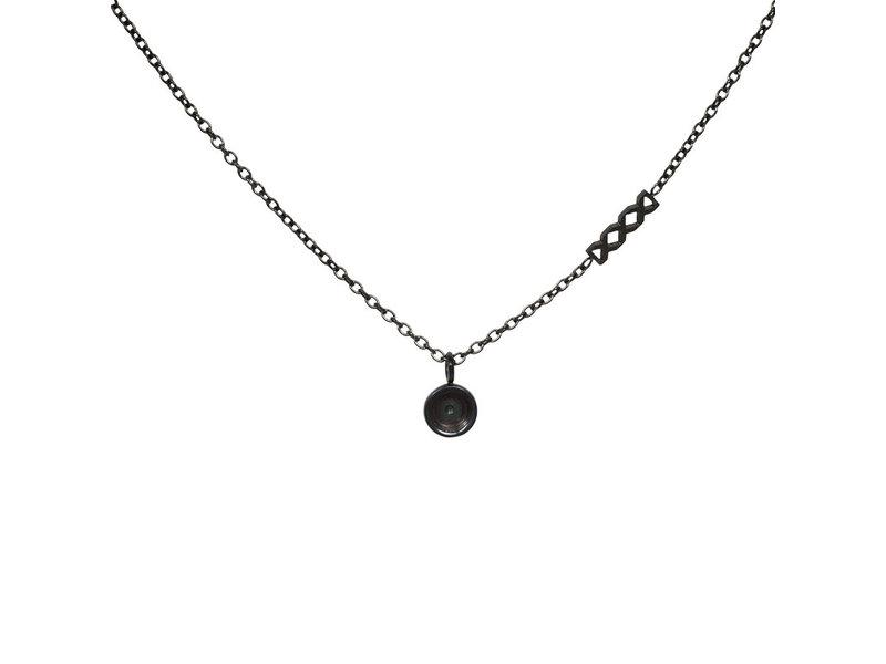 IXXXI Chain top part base ketting zwart