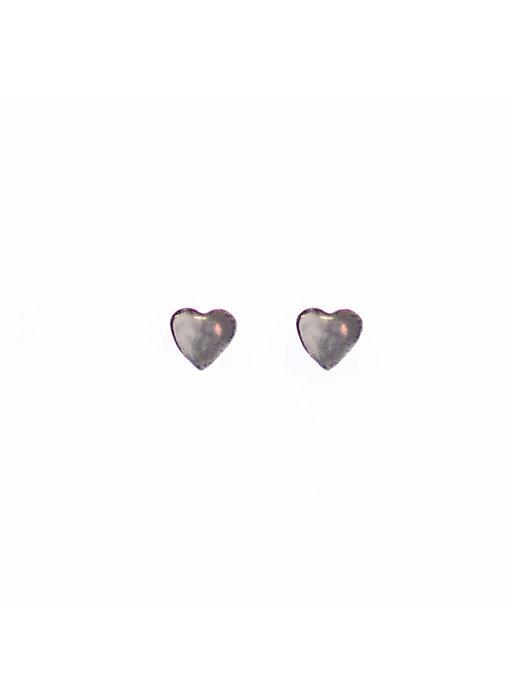 KARMA Symbols Mini Hearts - Silver 925