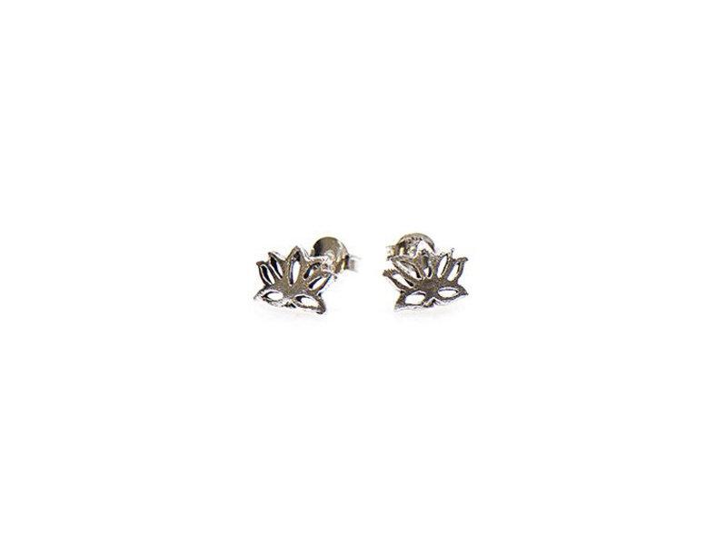 KARMA Symbols Lotus Flower - Silver 925