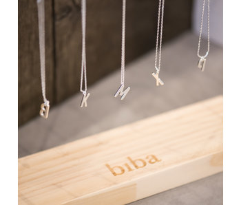 Biba Letter ketting