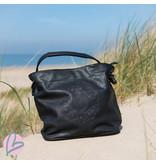 Zeeuws Zeeuwse knop tas zwart