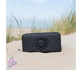 Zeeuws Zeeuwse portemonnee zwart