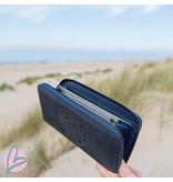 Zeeuws portemonnee donkerblauw