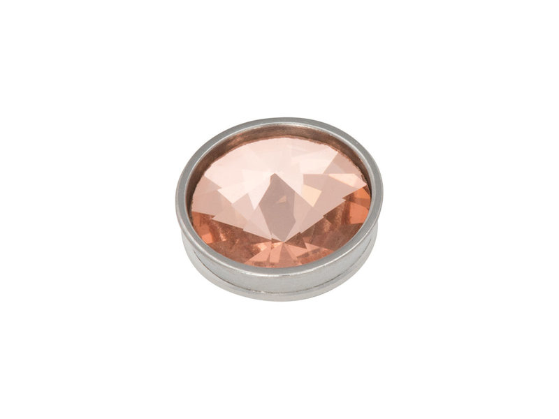 IXXXI top part pyramid champagne zilver