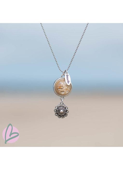 Zeeuws Zeeuwse knop ketting strand