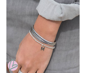 Biba Letter armband