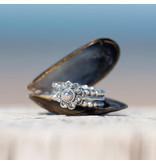 Zeeuws Zilveren Zeeuwse knop ring 10mm - Copy