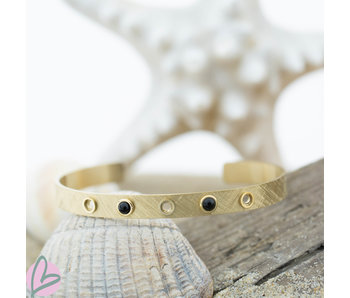 ZAG  Bijoux bangle goud