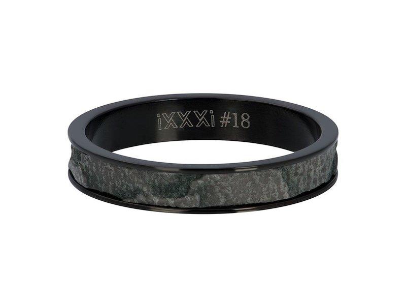 IXXXI vulring 4mm elephant zwart